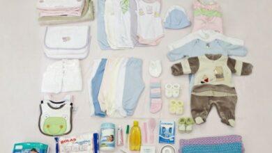lista de enxoval de bebê completo para imprimir