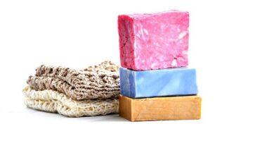 Teste de gravidez caseiro com sabonete